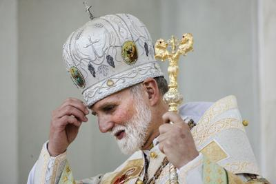 Eastern Catholic diocese installs new leader