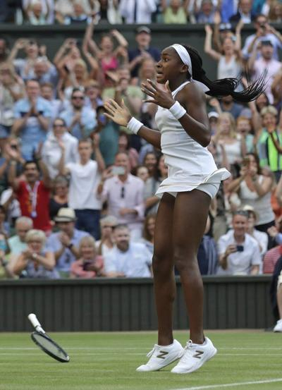 Gauff headlines Week 2 of Wimbledon