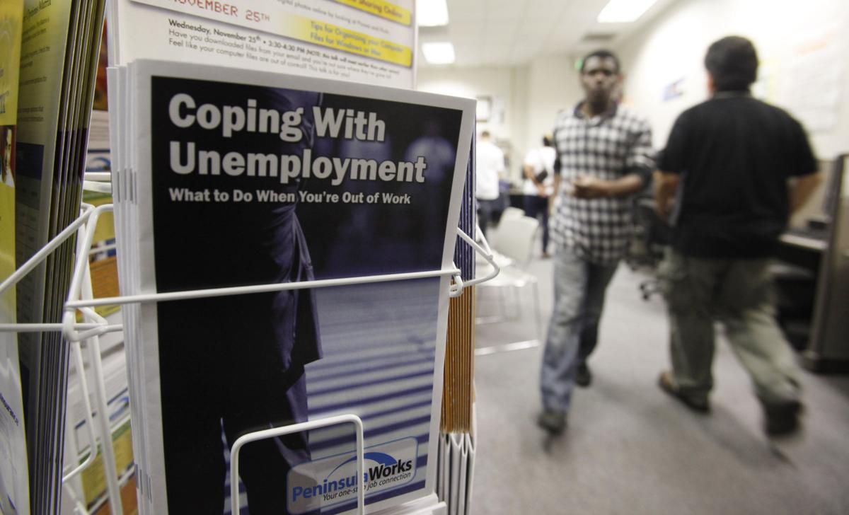 Virus Outbreak-California-Unemployment claims