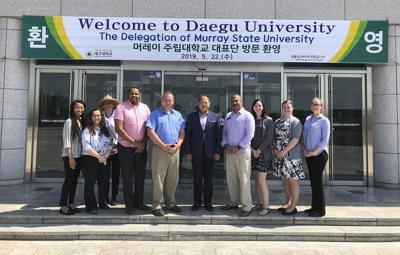 Discover Korea takes grad students abroad