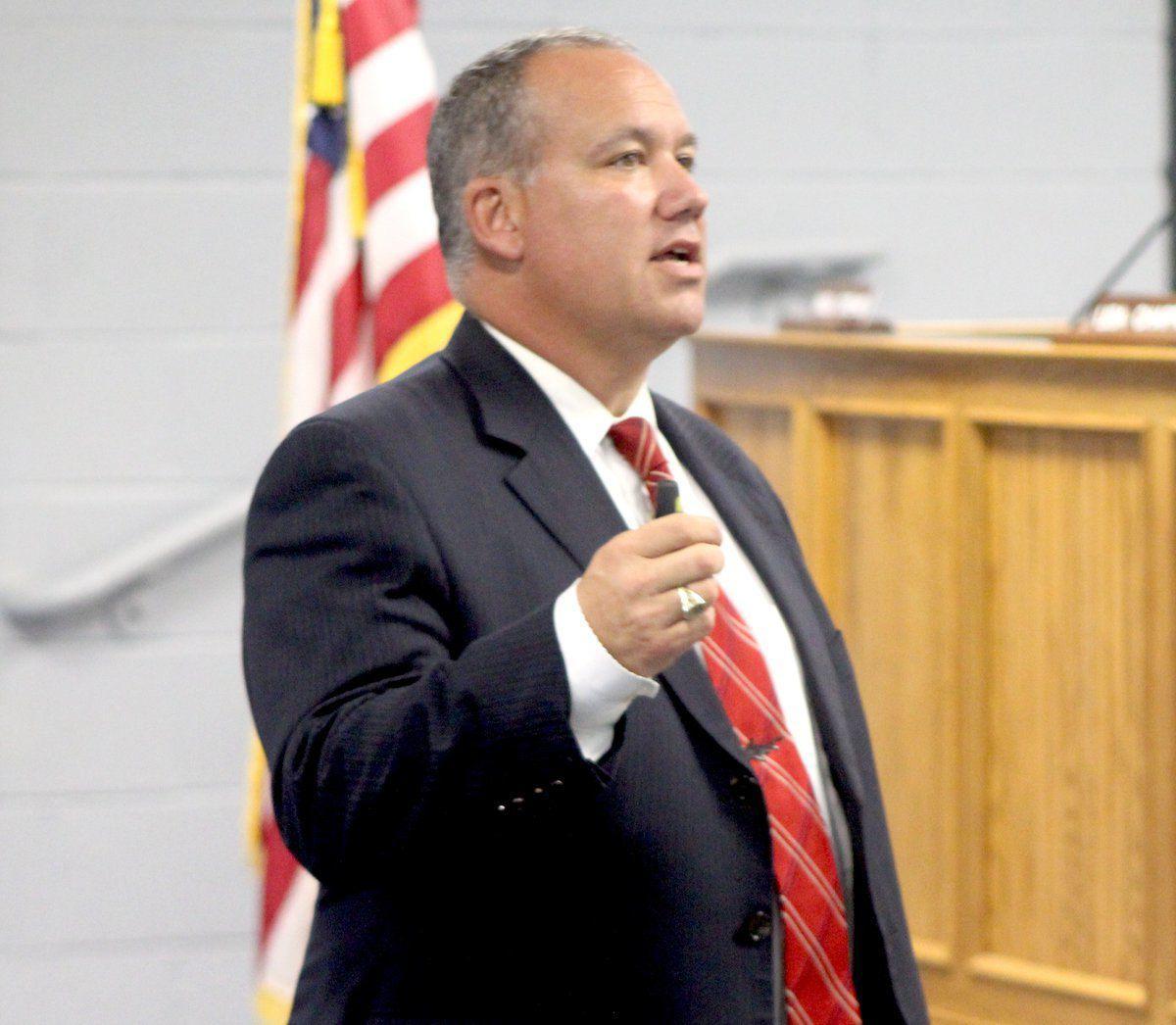 School board raises tax rate 2.4 cents