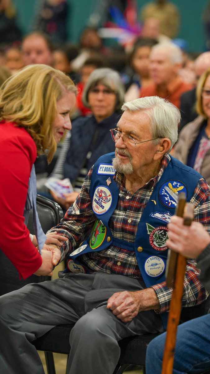 Veterans receive awards, quilts at 'American Hero' celebration