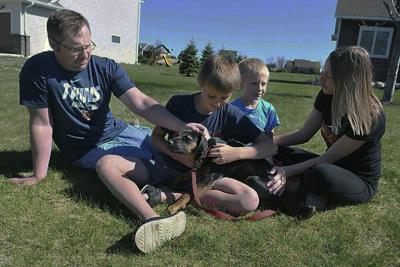 Virus Outbreak-Pet Adoptions