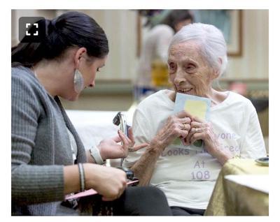 Longtime teacher dies just short of 110th birthday