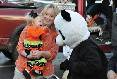 Halloween fun in Paintsville
