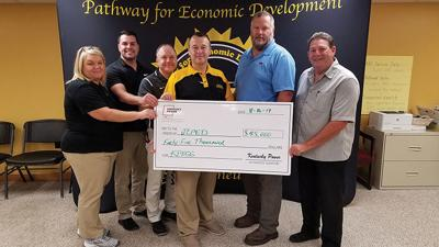 Johnson County Schools receives $45K in KPEGG funds