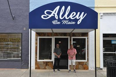 Alley on Main hopes to be memory lane