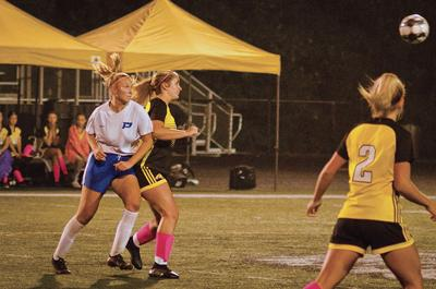Girls' 57th District Soccer Tourney: Lady Golden Eagles knock off Lady Tigers, 6-1