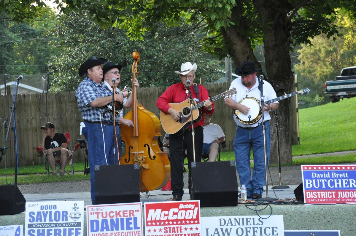 33rd annual Van Lear Town Celebration