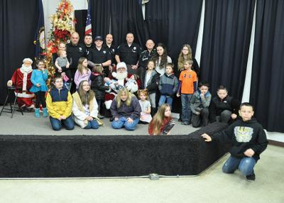 Paintsville PD hosts 'Shop with a Cop'