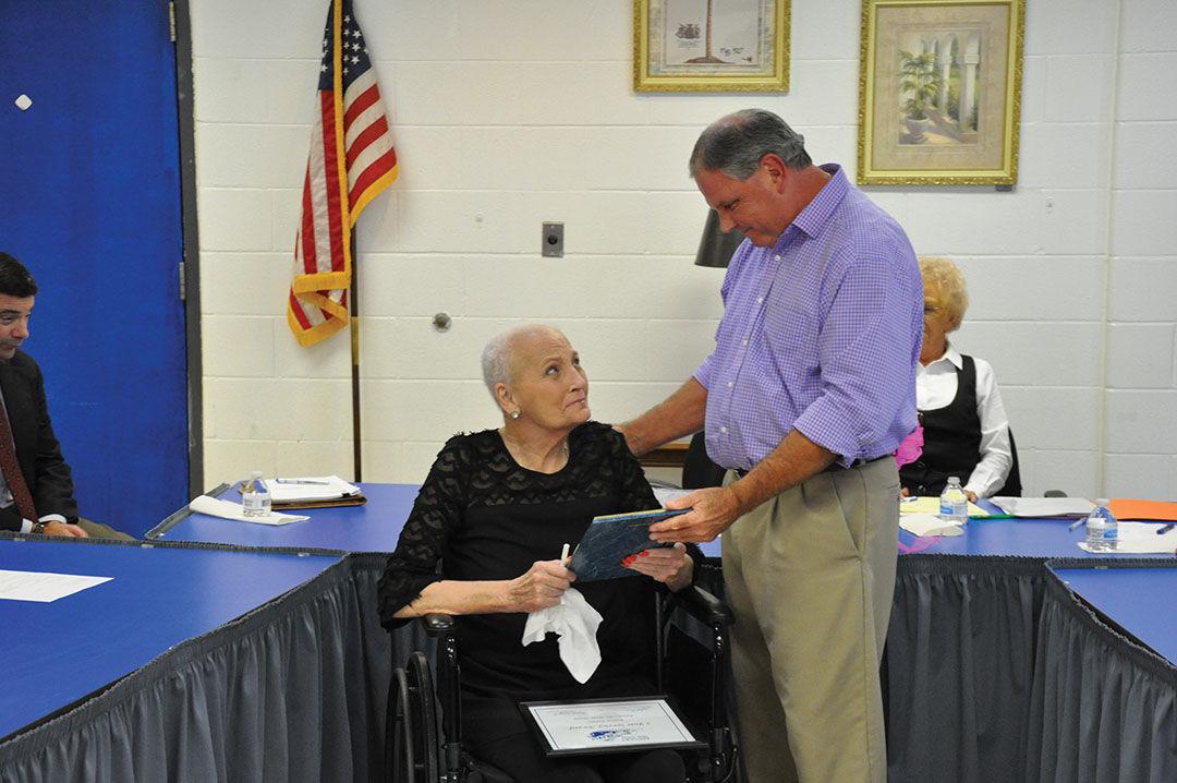 Paintsville City Council recognizes Porter, others