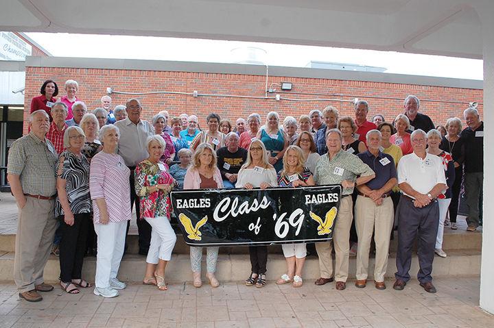 JCHS Class of '69 holds 50-year reunion