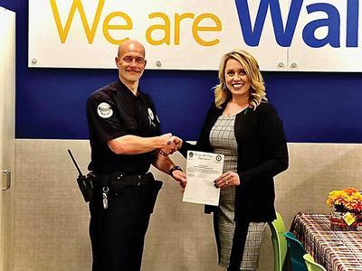 10-7 Walmart police donation.jpg
