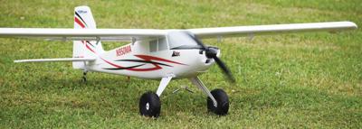 Local club 'flying high'