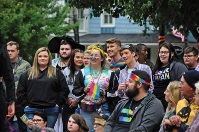 Second Pride festival brings hundreds to Pikeville