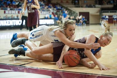 Lady Tigers go cold in second half