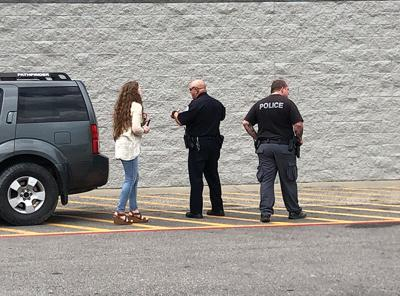 PPD: Salyersville woman nearly ran over police chief