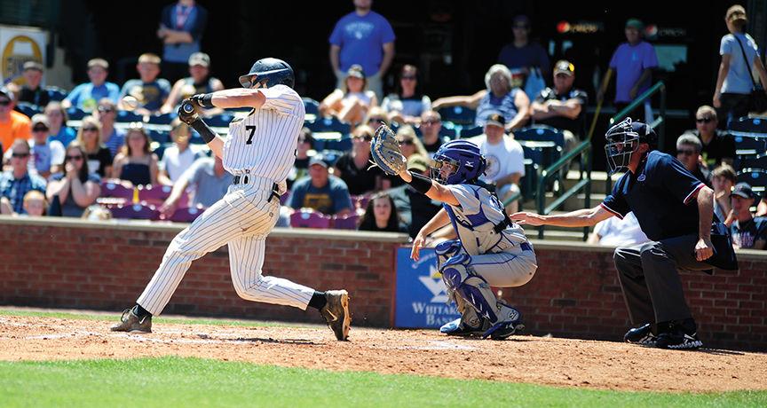 Former Golden Eagle Blanton eyes Major League Baseball draft in June
