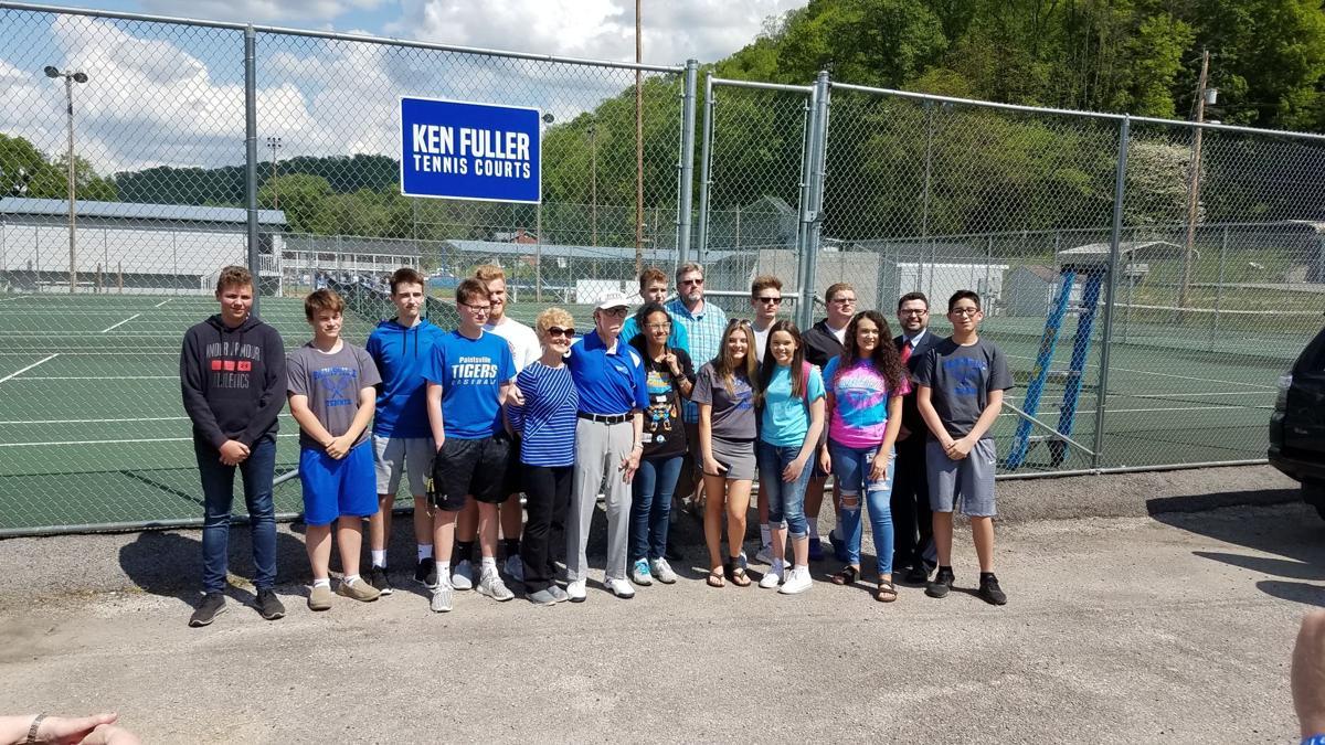 Fuller Tennis Court