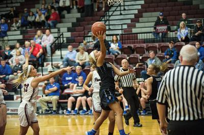 Lady Tigers upend Pikeville, 79-76