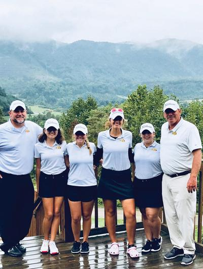 Lady Golden Eagles place third in regional tournament