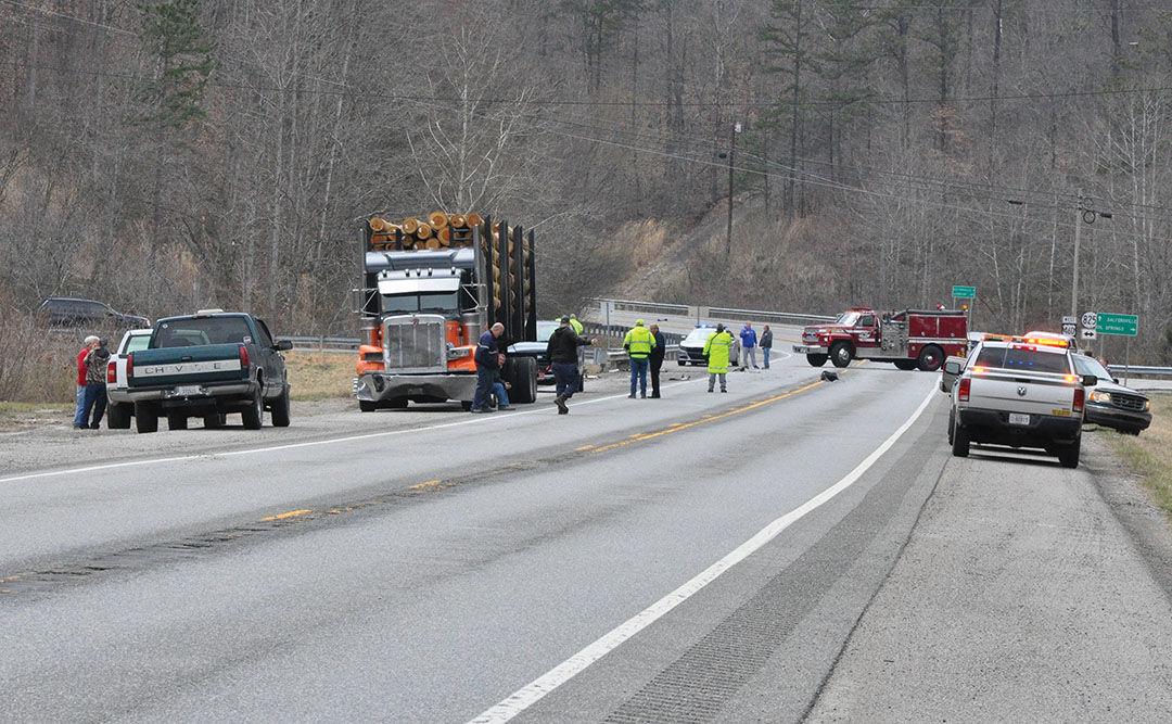 Two killed in U.S. 460 crash