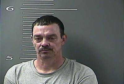Johnson man charged with meth possession
