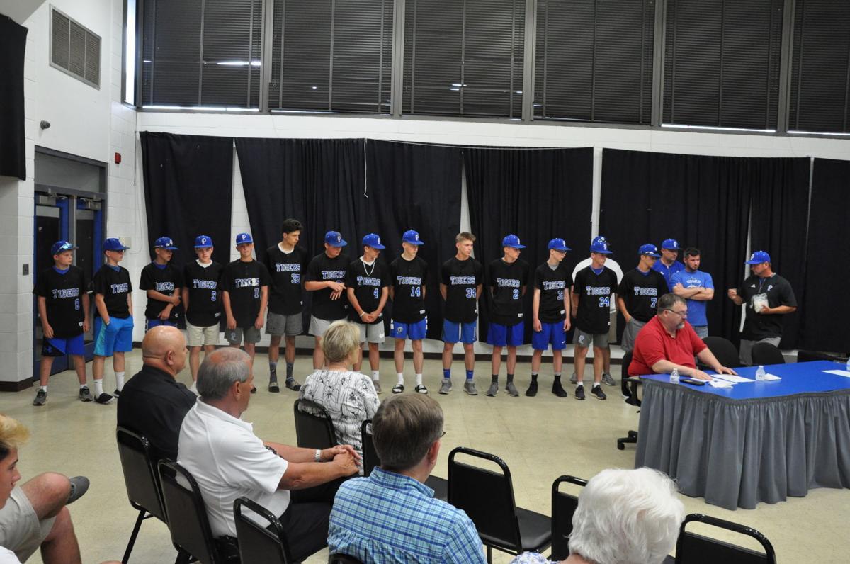 City Council Congrats Baseball team