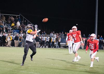 Class 4A playoffs: Letcher Central at Johnson Central