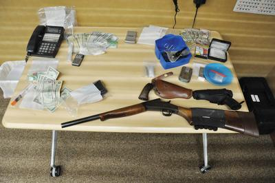 PPD, JCSO continue to target meth trafficking