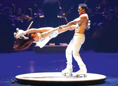 East Kentucky Expo Center welcomes holiday show 'Cirque Musica'