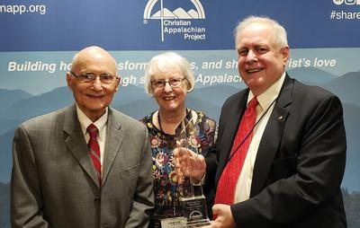 Rosenbergs honored among 'Champions of Appalachia'