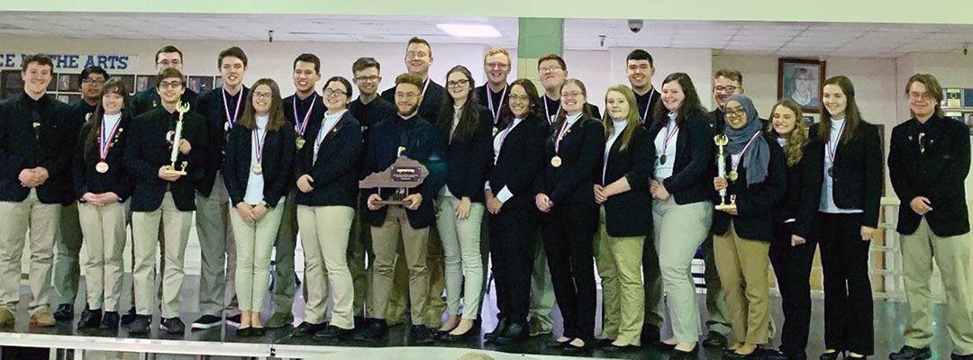JCHS earns  regional  academic title