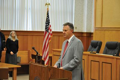Attracting business,  residents atop  new judge-exec's to-do list