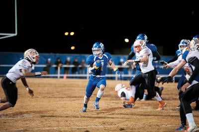 Class A state semifinals: Paintsville at Kentucky Country Day
