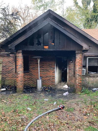 Fire destroys home in Paintsville