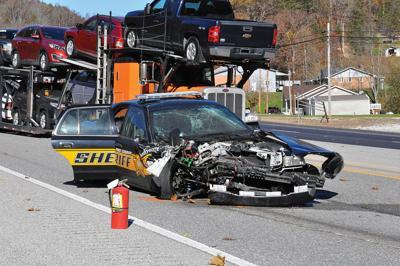 One dead in crash involving Pike sheriff's cruiser