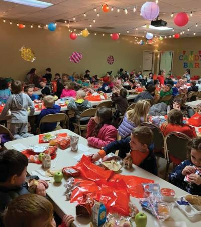 Mountain Homeplace presenting Candyland Christmas