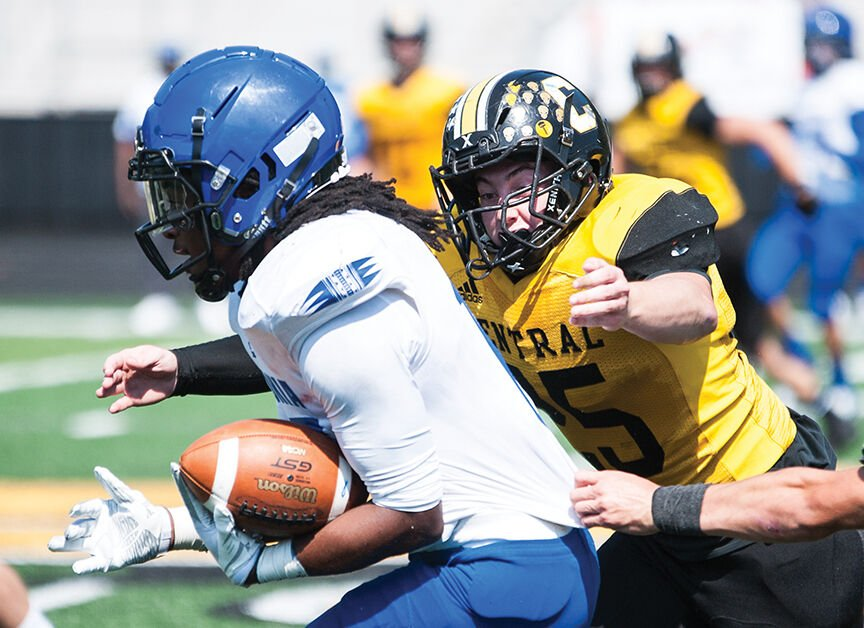 Matney strong: Central pulls out OT win