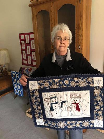 Quilter's Showcase to honor Sandy Salyer