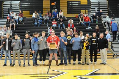 Johnson Central wins State Duals