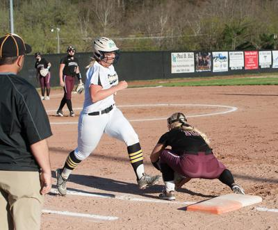 Johnson Central falls to Pikeville, 5-3