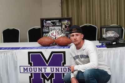 Quarterback Braxton Ratliff signs with  Mount Union