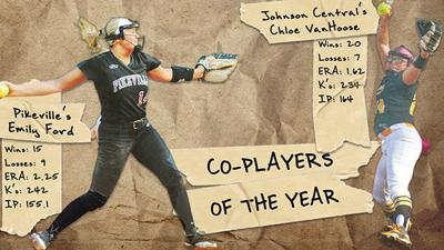 Appalachian Newspapers Inc. All-Mountain Players of the Year