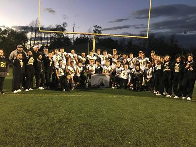 Golden Eagles win another state title
