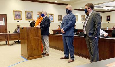 Paul Lemay sentenced