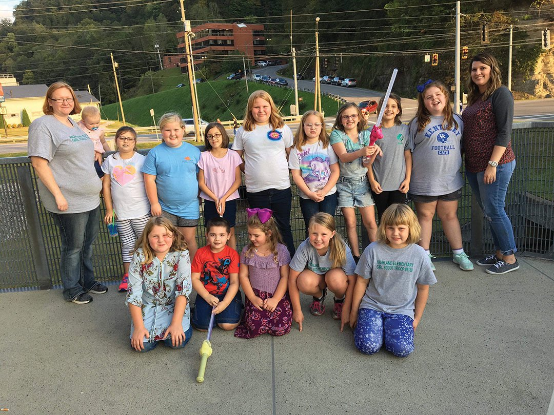 Highland Elementary Girl Scouts  to hold fundraiser in early December