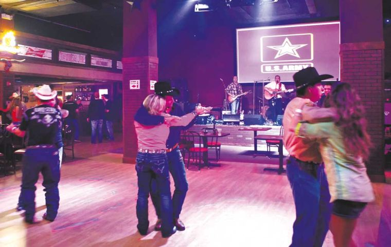Outlaw Country Grand Opening In Downtown Palestine To Feature Doug