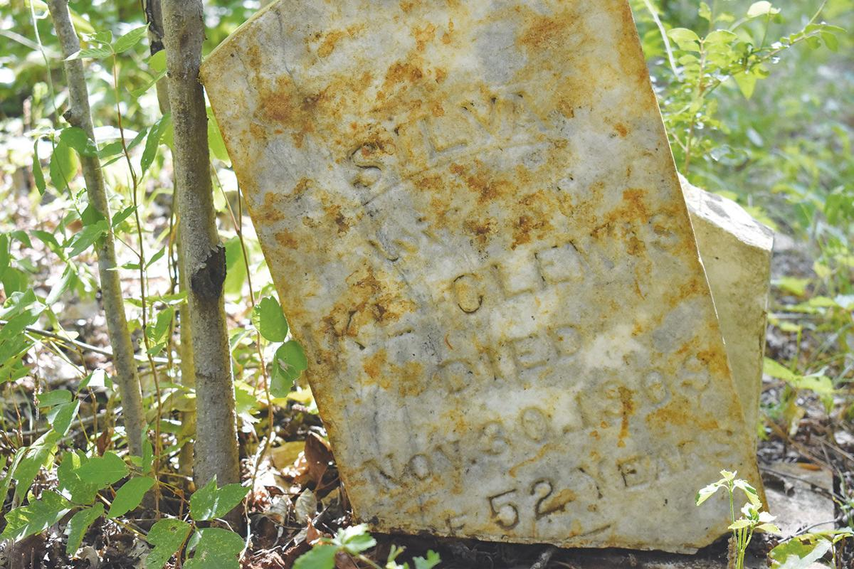 Neglected slave cemetery needs community support