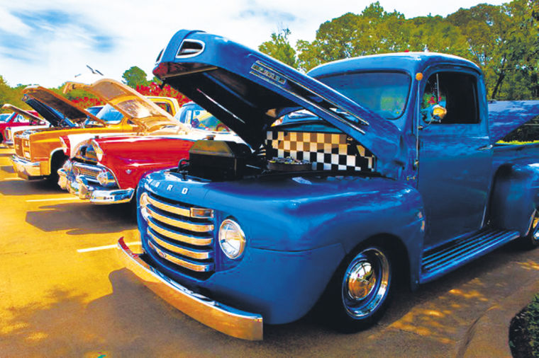 Congo Truck Club's 10th Annual Truck & Car Show